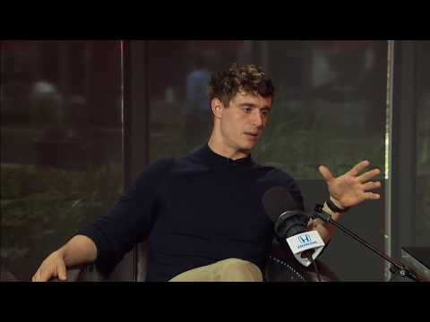 Actor Max Irons Talks New DIRECTV Series