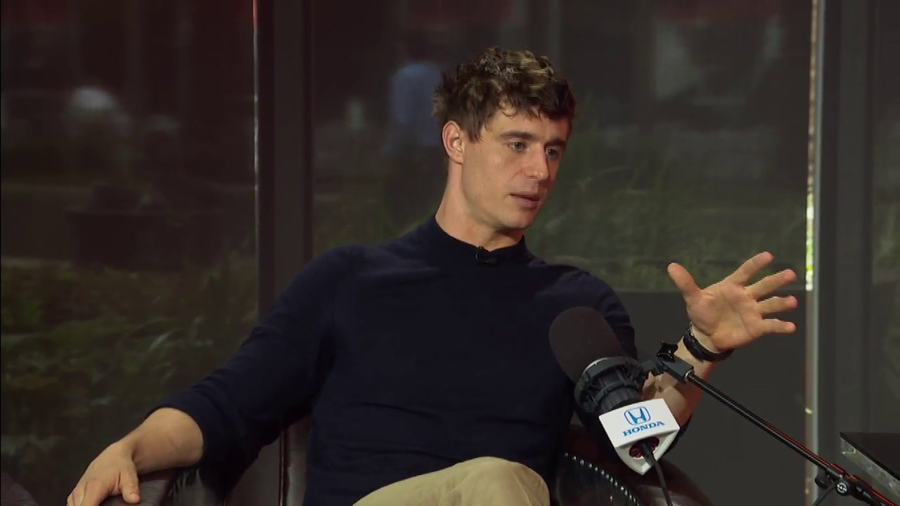 """Download Actor Max Irons Talks New DIRECTV Series """"Condor"""" and More with Rich Eisen 
