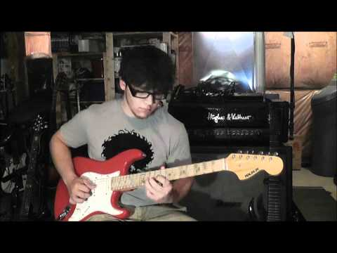 Tyler Teeple - Boston - Peace Of Mind Guitar Cover