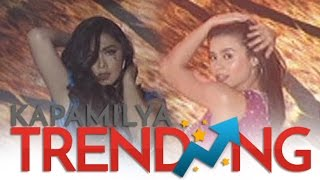 Sexiest Kapamilya leading ladies Maja and Yassi set the dance floor on fire
