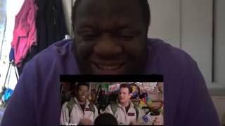 Honest Trailer - Ghostbusters 2 Reaction!!! (Buck