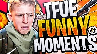 TFUE Funny Moments - TFUE Highlights Fortnite Battle Royale Best Moments