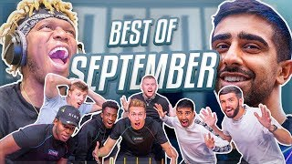 SIDEMEN BEST OF SEPTEMBER 2019