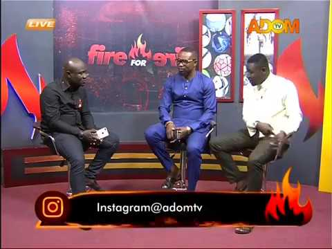 Commentary Position - Fire 4 Fire on Adom TV (19-4-18)