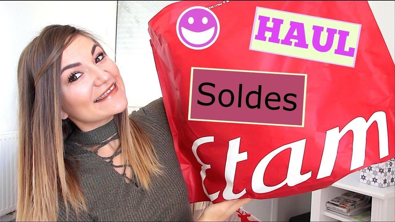 Haul Soldes 😍 Zara, Etam, Stradivarius, Undiz, New Look ! - YouTube e3d783efe6f