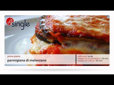 Parmigiana di melanzane express