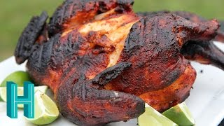 how to make pollo al carbon   how to grill like a mexican