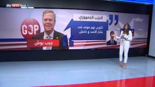 مواقف مرشحي رئاسة أميركا من أزمات المنطقة