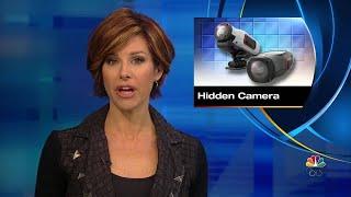 Hidden Camera Found In Hospital Bathroom