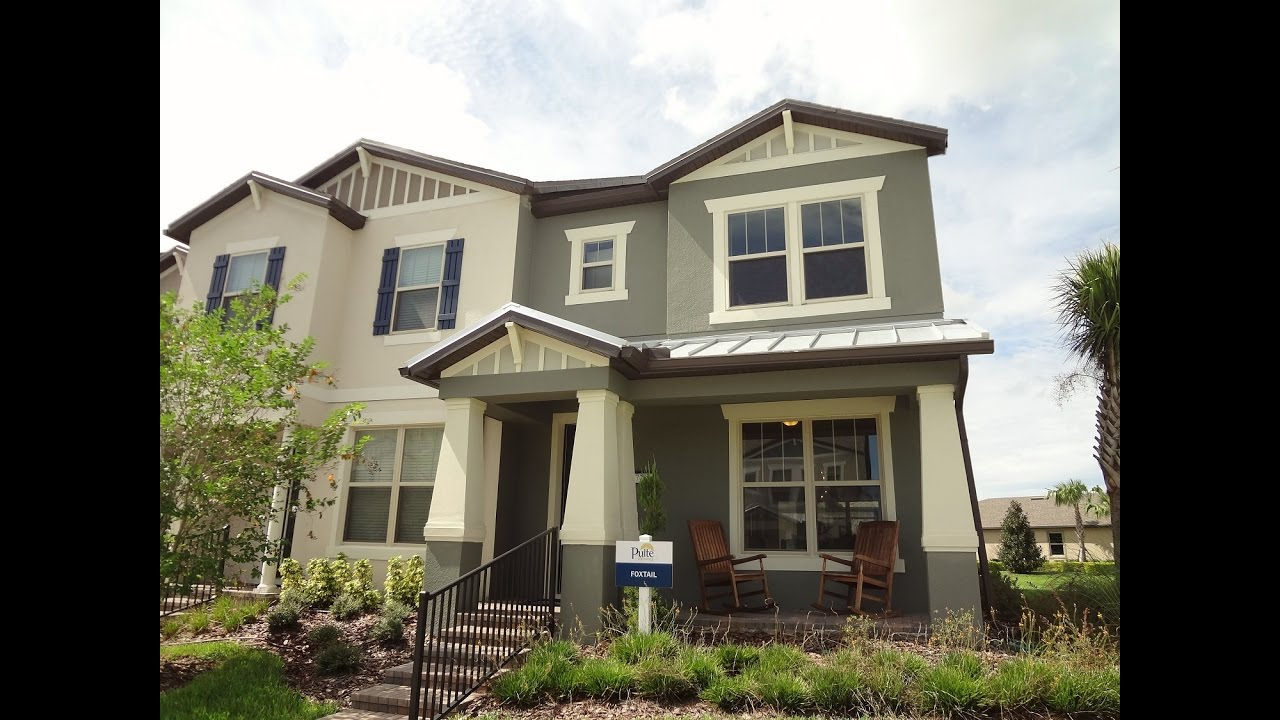 winter garden new homes lakeview pointe by pulte homes foxtail