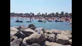 Plages Port Grimaud Var