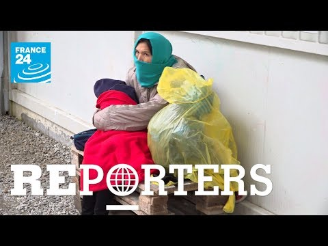 Reporters: Lesbos, migrants in limbo