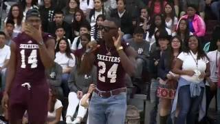 "Mesquite High School ""North Week"" Pep Rally - 9-16-16"