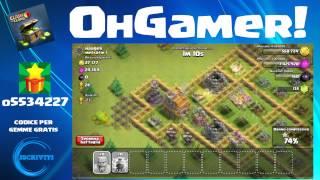 VOGLIO I DRAGHI - Clash of Clans