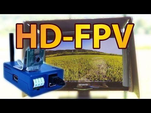 WirelessDV - Digital FPV Downlink tested - Review and commented flights