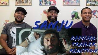 Sanju  | Ranbir Kapoor | Rajkumar Hirani | Official Trailer Reaction