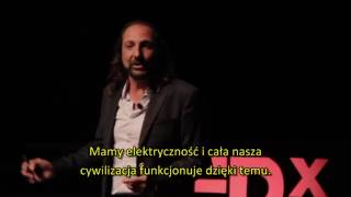 The Connected Universe | Nassim Haramein | TEDxUCSD (PL)