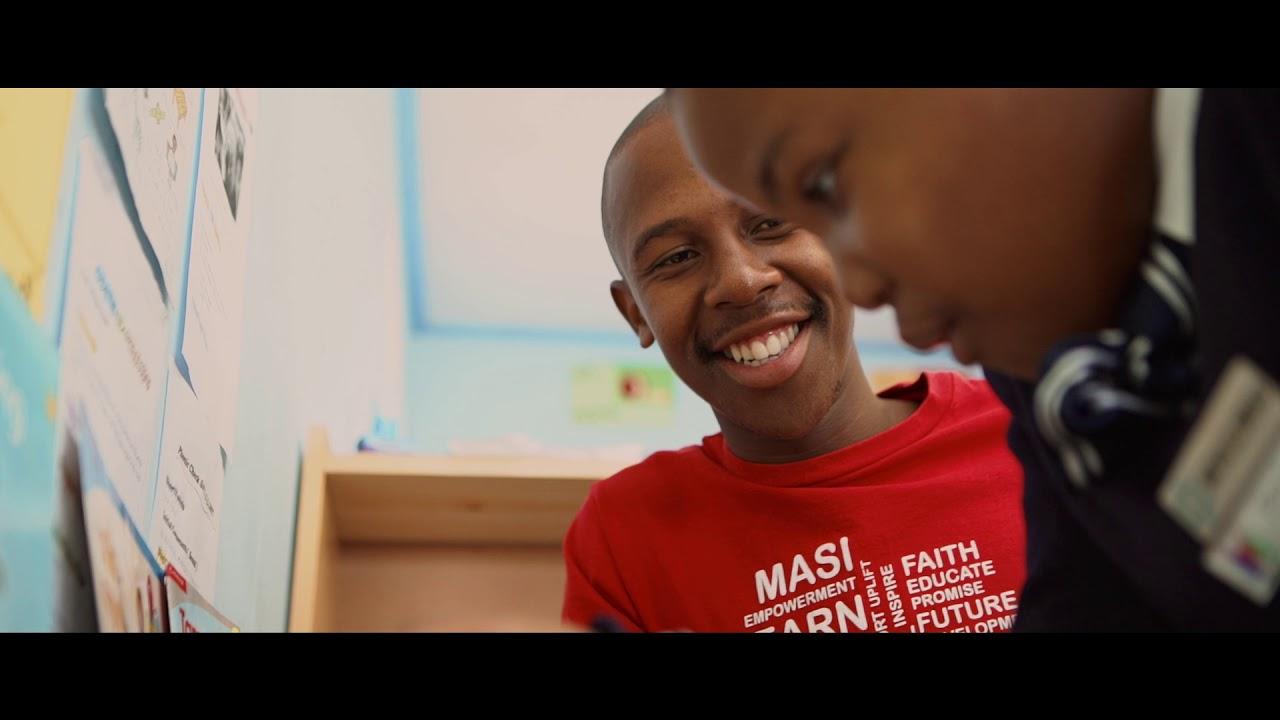 Masinyusane: Children's Education & Youth Jobs