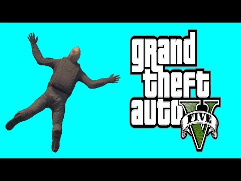 GTA 5 Funny Moments - The Minimum Wage Associate Experience
