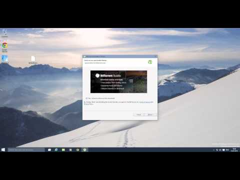 Как скачать UTorrent для Windows 10
