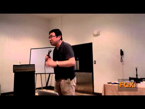"Yasunori Nomura, ""Making Predictions in the Quantum Multiverse"" FQXi conference 2014 in Vieques"