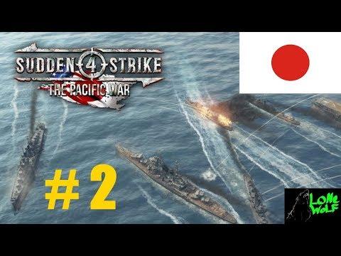 Sudden Strike 4 Pacific War Japan Mis 1 Gameplay Deutsch # 2