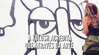 Grafitti Kolosh // Vila Madalena - SP