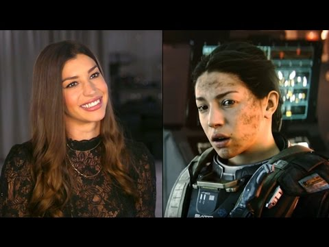 Call of Duty Infinite Warfare | Inside Look with Jamie Gray Hyder
