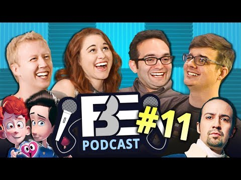 FBE PODCAST | Editing React, Racism Comments, Staff Challenges (Ep #11)