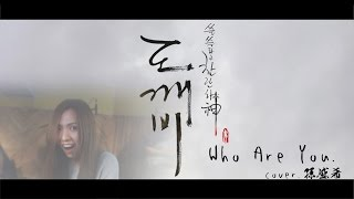 Gambar cover Who Are You - Sam Kim 《도깨비OST》 (鬼怪 Goblin) cover. 孫盛希