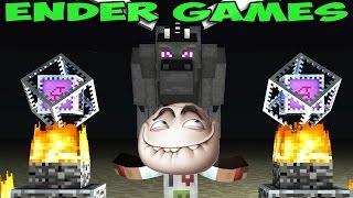 ч.01 Ender Games Minecraft - Вот это ЖЭЭЭЭСТЬ!