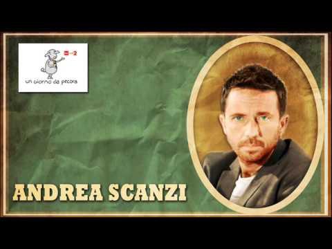 """Andrea Scanzi a """"Un giorno da pecora"""" (01/03/2016)"""