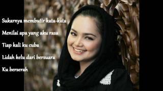 Sekian Lama - Dato Siti Nurhaliza (LIRIK)
