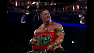What you need to know about the Money in the Bank Ladder Match