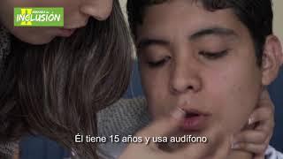Sebastián, parte de nuestra Inclusión Escolar