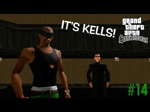 """KELLS BACK IN THESE SAN ANDREAS STREETS!! ( FUNNY """"GTA SAN ANDREAS"""" GAMEPLAY #14)"""