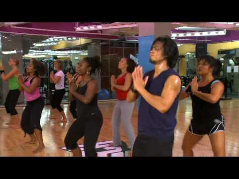 African Dance Class at Crunch Gym