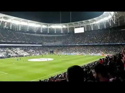 Beşiktaş - Dİnamo Kiev 112. YIL MARŞI **GURURLAN**