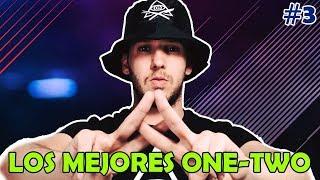 LOS MEJORES ONE-TWO #3 | Freestyle Rap (Multisilábicas) [Batallas de Gallos] + LETRA