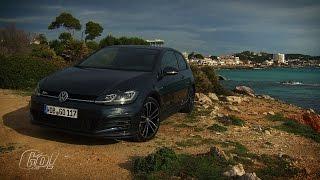 Diesel-Power ! | VW Golf GTD 2017 | der Test