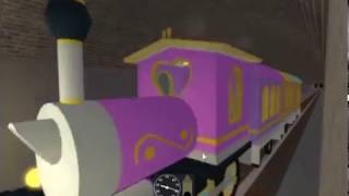 ROBLOX: The My Little Pony Friendship Express Train!!!
