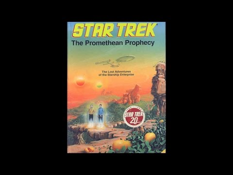 Star Trek: The Promethean Prophecy walkthrough (Apple II - Simon & Schuster)