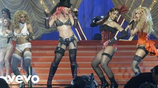 Christina Aguilera, Lil Kim, Mya & P!nk - Lady Marmalade live (MTV Movie Awards 2001)