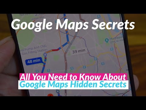 Google Maps | Google Maps Secrets | Know Before You Go Google Maps | Tutorial thumbnail