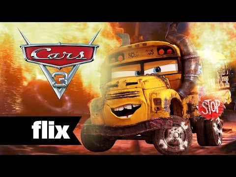 Thumbnail: Cars 3 - All The New Cars Unveiled (2017)