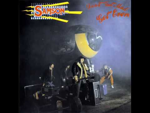 Samson- Don't Get Mad, Get Even (FULL ALBUM) 1984