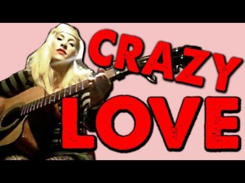 CRAZY LOVE  Sarah Blackwood Van Morrison
