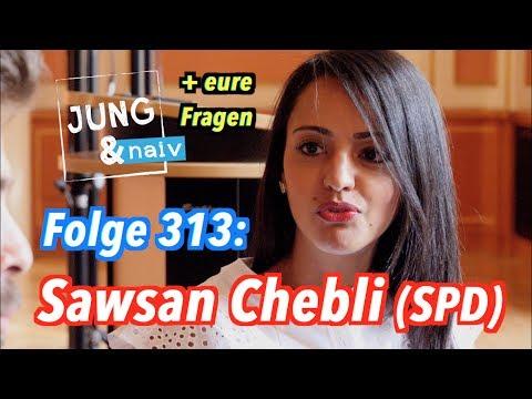 Sawsan Chebli (SPD) - Jung & Naiv: Folge 313 + eure Fragen