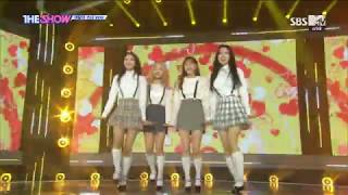 LOONA/yyxy, love4eva [THE SHOW 180626]