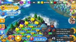 Live Stream Dragon mania legends Boss Đảo Rồng Huyền Thoại ngày 722